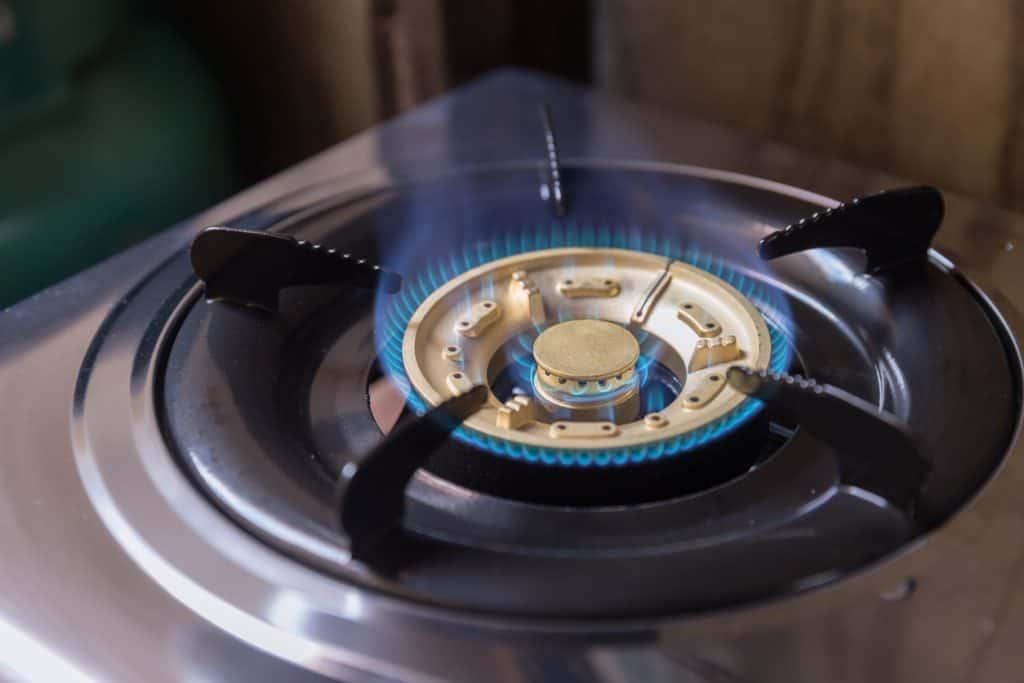 controle consommation gaz